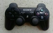 PlayStation 3 PS3 ControllerBlack Sony OEM Dual Shock 3 Controller Tested
