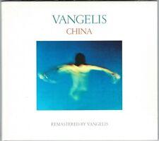 La Chine VANGELIS Himalaya Chung Kuo The Long March Dragon Plum Blossom Yin Yang CD