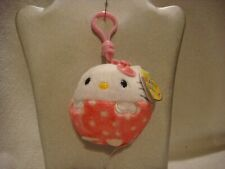 TY Beanie Ballz bag clip Hello Kitty