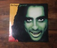 Alice Cooper Goes To Hell LP Vinyl Record