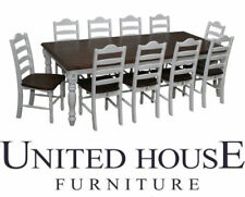 Dining Room Furniture Sets with 11 Pieces