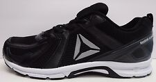 Reebok Size 9.5 X Wide 4E Black Running Sneakers New Mens Shoes