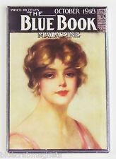 Blue Book Magazine FRIDGE MAGNET (2 x 3 inches)