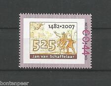 PERSOONLIJKE ZEGEL EIGEN INVULLING JAN VAN SCHAFFELAAR 1428-2007