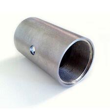 Boitier de pédalier métallique à souder sur cadre de vélo