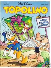 TOPOLINO n. 2009   (con adesivi)