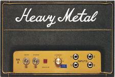 the Heavy Metal box RARE promo collectible card '07