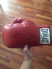 Floyd Mayweather Jr Autograph Everlast Boxing Glove COA