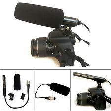 Für Sony Ecm-Xm1 Sharp Richtwirkung Gun Mikrofon Ersatz Teile mit Tracking