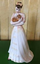 ROYAL DOULTON LADY KIMBERLEY WITH A KITTEN MODEL No. HN 3864 PERFECT LIMITED ED