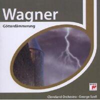 GEORGE SZELL - WAGNER - ESPRIT/OUVERTÜREN GÖTTERDÄMMERUNG  CD NEW