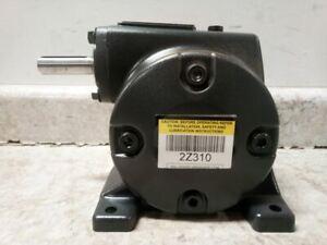 Dayton 2Z310 1750 Input RPM 157 Nominal Output RPM Standard Duty Speed Reducer