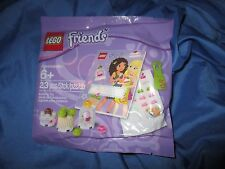 FRIENDS LEGO #6043173 Cupcake/Pastries Sealed Promo Polybag Set for Minifigures