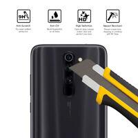 Protector Cristal Vidrio Templado lente camara trasero Xiaomi Redmi Note 8 Pro
