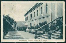 Catanzaro Sant'Andrea Apostolo dello Ionio Collegio cartolina KF2137