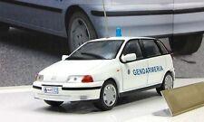 1:43 Fiat Punto SX Gendarmerie of San Marino Police cars the world +Magazine #40