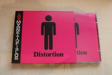 THE MAGNETIC FIELDS - DISTORTION (CD ALBUM) in slipcase