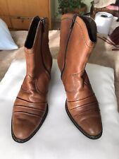 Rieker Women's Cowboy Ankle Boots Brown UK5 (EU 38)