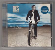 *** Eros Ramazzotti _ Dove c'è musica *** Album CD audio - 1996