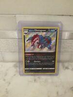 Galarian Obstagoon SV080/SV122 Shiny Holo Pokemon Shining Fates Pack Fresh