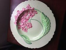 Vintage Carlton Ware, Australian Pink Hydrangea Large Green Plate
