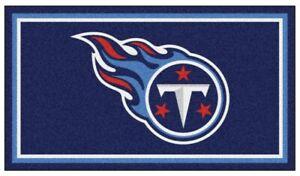 Tennessee Titans 3'x5' Ultra Plush Area Rug E132442