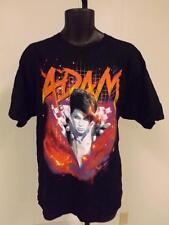 NEW Adam Lambert 2010 Glam Nation Tour Adult MENS XL XLARGE CONCERT SHIRT