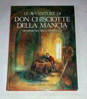 Le avventure di Don Chisciotte della Mancia - Giunti-Nardini, 1987