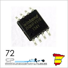1 Unidad W25Q64FVSIG W25Q64F W25Q64FV W 25Q64F  25Q64FVSIG