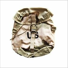 2 qty DCU Molle II Sustainment Pouch Two(2) pouches New in bag