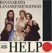"""Bananarama Help (1989, feat. Lananeeneenoonoo) [Maxi 12""""]"""