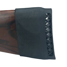 Tactical Recoil Butt Pad Buttpads Slipon Rifle Shotgun Rubber Protector Shooting