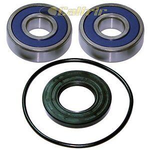 Steering Head Bearings /& Seals for Kawasaki VN1500 D//F CLASSIC 96-99