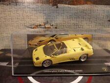 1/43 Ixo Lamborghini Diablo Roadster Amarillo Salvat Altaya Planeta