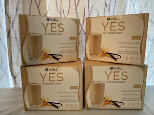 YOLI YES Essential Protein Shake Vanilla Flavor Brand New 56 Servings  Packets