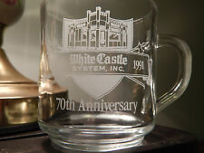 """(White Castle) 70th Anniversary + """"The Crave is a Powerful Thing"""" (MUG_CUP) LOT"""