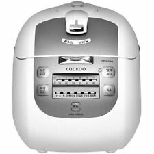 Cuckoo Electric Pressure Rice Cooker for 10 220v 60hz