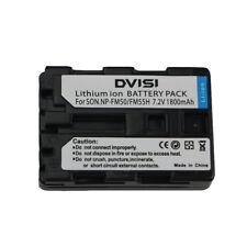 NP-FM50 camera battery For Sony Alpha A100 DSLR-A100 A100K CCD-TRV408 DCR-PC105