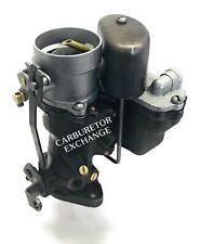 1949 Chevy & GMC Remanufactured Carter 1 barrel W1 Carburetor 216 Eng Cast Iron