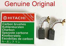 Genuine HITACHI CARBON BRUSHES 999041 BUW-SH3 D6 D10 D13 DG-10A DH18 DL-1P H14G