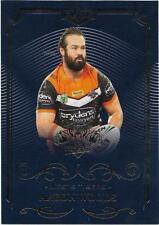 2017 NRL Elite Base Card (160) Aaron WOODS Wests Tigers