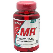 Met Rx ZMA ZINC, MAGNESIUM AND B-6 - 90 Capsules