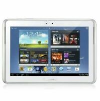 """SAMSUNG GALAXY NOTE 10.1 N8000 white Quad Core 10.1"""" Screen 16gb Android Tablet"""