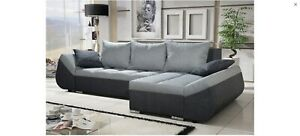 Sofa bed wersalka polskie wersalki  corner storage box  Korfu choose colour