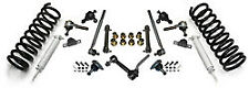 1958-64 Chevy Impala Front Suspension Rebuild Kit, Super Deluxe with PolyUrethan