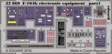 Eduard 1/32 Lockheed F-104G Starfighter Electronic Equipment for Italeri # 32869