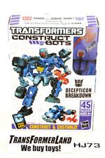 Desglose Cerrado Misb Mosc Básico Construct-Bots de Transformers