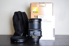 Nikon PC-E Micro NIKKOR 24mm f/3.5D ED Tilt-Shift FX Lens - US Model & MINT!
