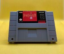 Final Fantasy II 2 (Super Nintendo) *Read Description*