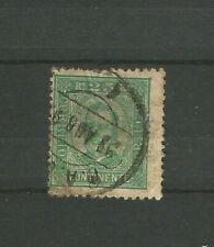 Portugal Royaume 1892-93 Charles 1er timbre oblitéré /T9044